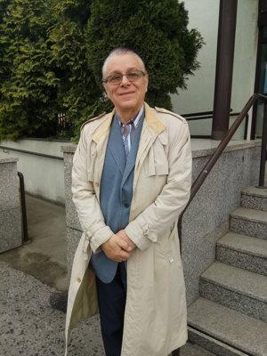 Bývalý riaditeľ topoľčianskej nemocnice Ivan Snopek.