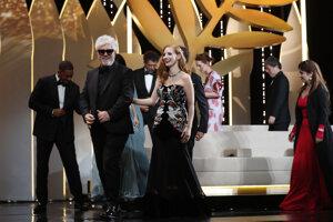 Pedro Almodovar a Jessica Chastain