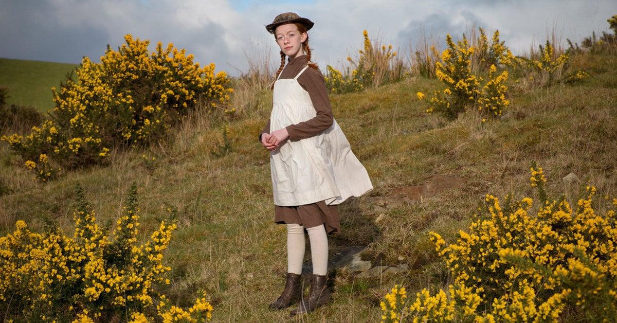10349b6fb Jedným z najväčších kladov seriálu je mladučká herečka Amybeth McNulty.