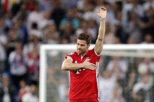 Aj Xabi Alonso v sobotu ukončí hráčsku kariéru.