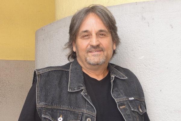 Rudo Kratochvíl je hercom Starého divadla už 32 rokov.