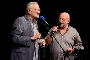 Peter Lipa bude s Milanom Lasicom v Nitre vystupovať 24. mája v Nájomnej jednotke 210.