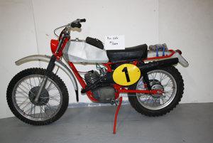 V zbierke pribudol aj súťažný Tatran 75 ccm.