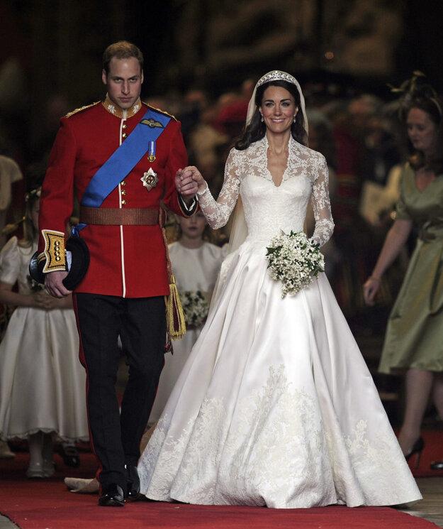 Ktorá bola krajšia? Takto vyzerala Pippina sestra Kate na svojej svadbe s princom Williamom.