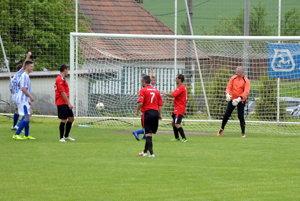 Prvý gól Hrabušíc. Dominik Džadoň naštartoval domácich kvíťazstvu.