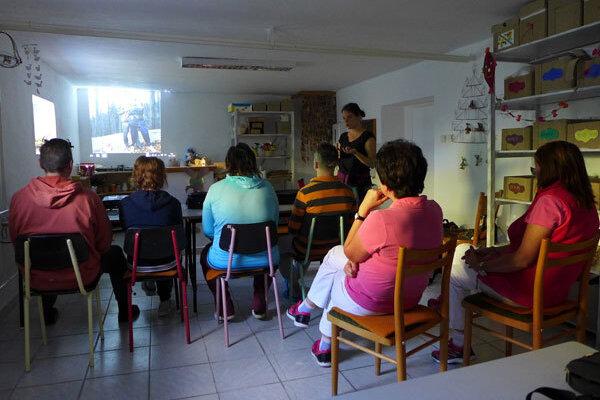 Fotomaratón je aj výsledkom viacerých vzdelávacích podujatí pre fotoamatérov, ktoré organizuje Turčianske kultúrne stredisko.