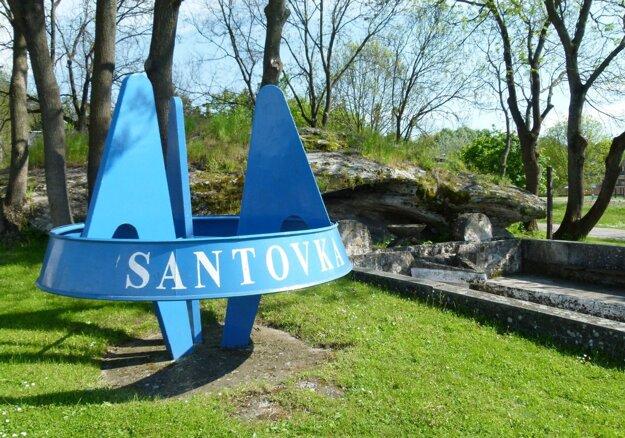 Santovka.