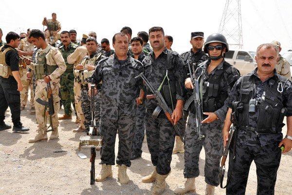 Objavili sa aj správy, že kurdskí vojaci v obsadenom Kirkúku lúpili.