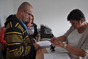 Obyvatelia Voderád vo štvrtok odovzdali petíciu.