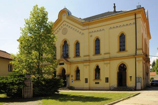 Prešovská synagóga.