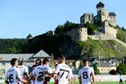 Trenčín zdolal Prešov 4:0. Už o mesiac si zahrá kvalifikáciu Európskej ligy.