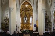 Chrysostomos, miešaný gréckokatolícky spevácky zbor z Vranova nad Topľou v Katedrále sv. Martina v Spišskej Kapitule.