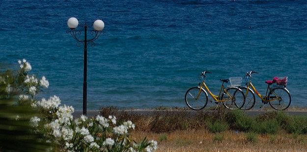 Ostrov Kos ponúka báječné podmienky na cykloturistiku.