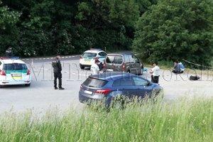 Pri obci Krivosúd-Bodovka ráno našli mŕtveho muža.
