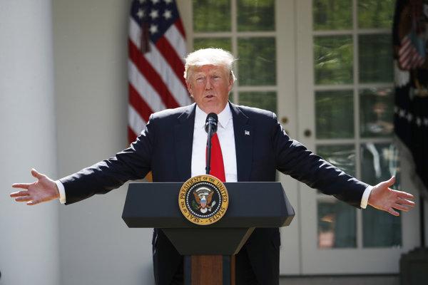 Prezident Donald Trump.