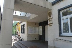 Mestský úrad Prievidza