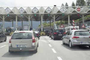 Vodiči sú v Chorvátsku na mýto už zvyknutí. O niekoľko rokov k tomu pristúpi aj Slovensko.