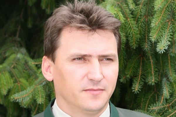 Imrich Šuba, šéf kancelárie Slovenskej poľovníckej komory