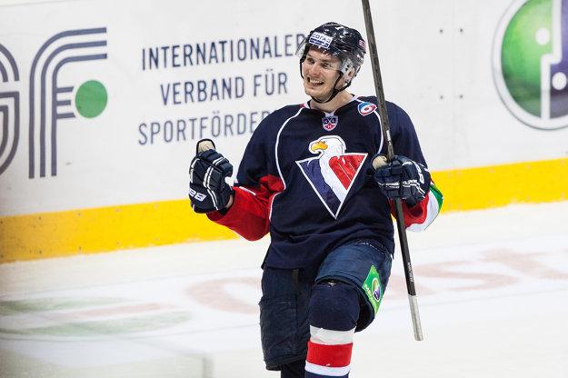 Juraj Mikúš si už v minulosti dres Slovana obliekal.