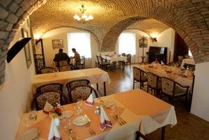 Reštaurácia na archívnej snímke z roku 2005.