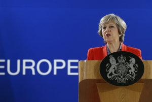 Povedie Mayová rokovania o rozvode s Európskou úniou?