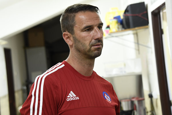 Tréner Martin Ševela túži po účasti v skupinovej fáze Európskej ligy.