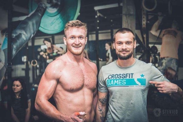 Pavel Frajdt (vľavo)