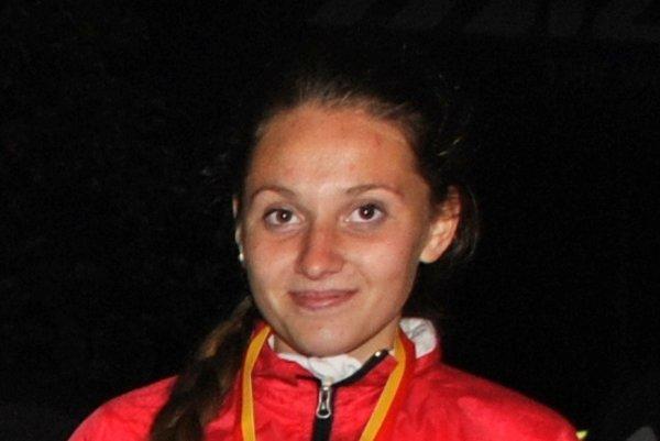 Timea Mihoková.