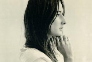 Americká speváčka Zola Jesus.