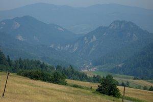 V doline Lesnica.