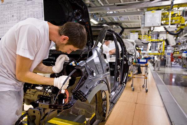 V bratislavskom Volkswagene sa ešte neštrajkovalo, podnik zažil len štrajkové pohotovosti, naposledy v roku 2014.