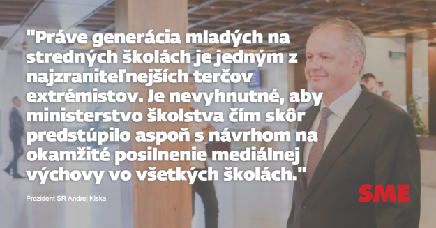 kiska sprava o stave slovenska 2017