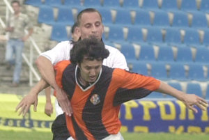 Vslávnych časoch mali veľkú kvalitu. Dres 1. FC Košice obliekal aj Vlastislav Zvara.