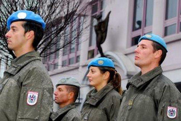 Rakúski vojaci.