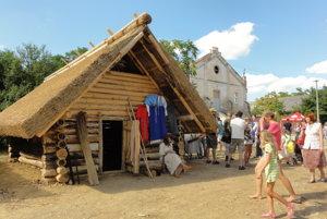 Pestrý program počas slávností bude aj v archeoparku na Martinskom vrchu.