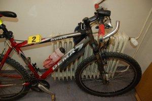 Jeden z bicyklov vrátili majiteľovi.