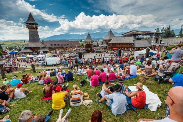 Festival Východná je top letným podujatím na Liptove