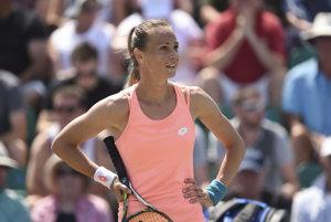 Magdaléna Rybáriková má dôvod na úsmev.