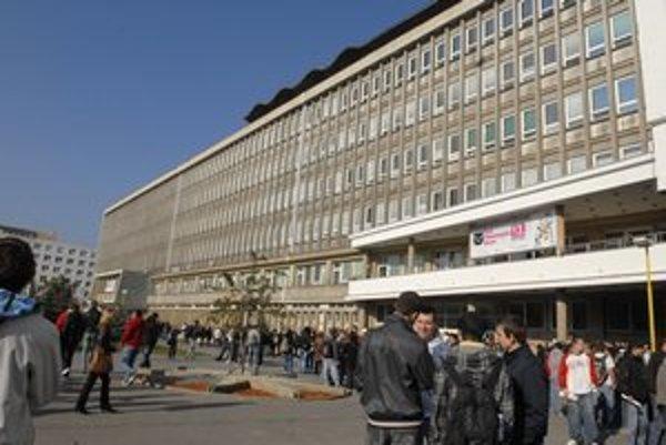 Technická univerzita Košice.