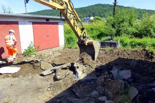 Rekonštrukciu chcú ukončiť v auguste.