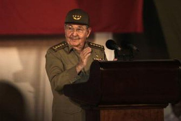 Kubánsky líder Raúl Castro.