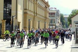 Martinčania majú bicyklovanie v krvi.
