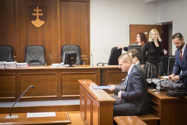 Obžalovaný bývalý minister výstavby Igor Štefanov.