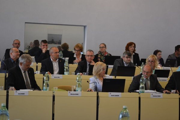 Prešovskí poslanci riešili financie.