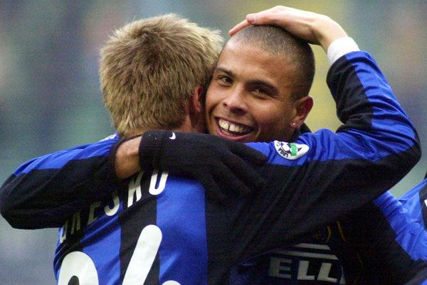 Greško si v milánskom Interi zahral aj s legendárnym Ronaldom.