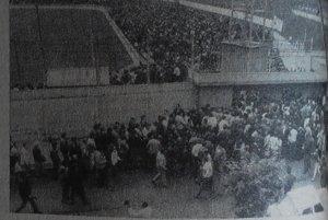 Fotoreportáž z posledného ligového kola.