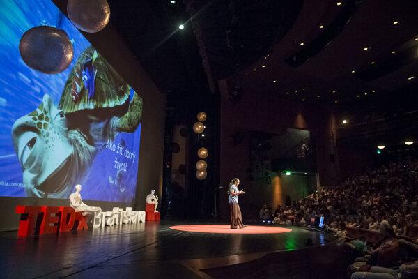 TEDxBratislava sa uskutoční 2. júla v novej budove SND.