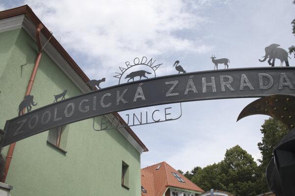 Nový názov bojnickej zoologickej záhrady.