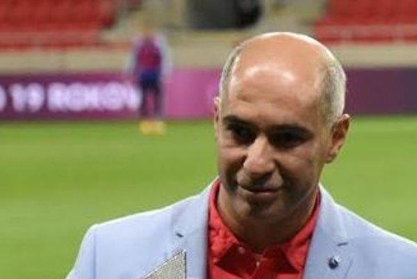 Prezident MFK Abdelaziz (Patrik) Benauodia končí.