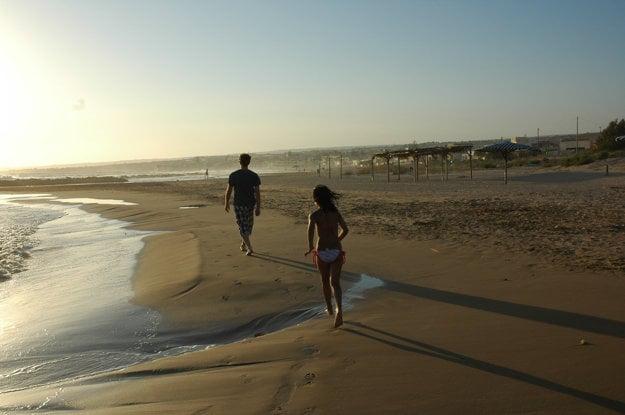 Sicília má rozsiahle piesočné pláže.